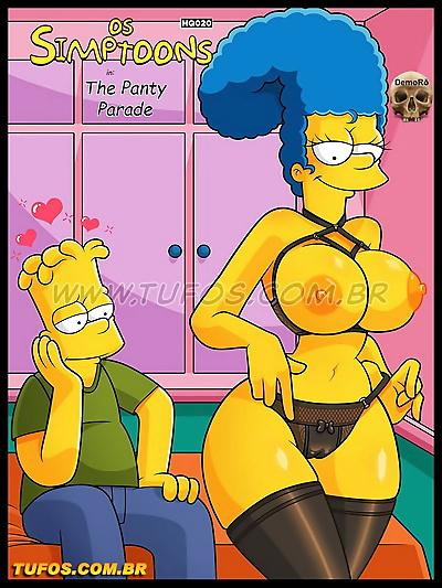 Os Simptoons – The Panty..