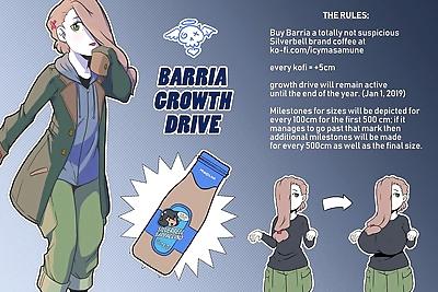 Barria Growth Drive