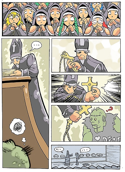 Zombie Attack - part 2