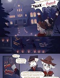 LordWesker & Novaberry - Its Never Too Late to Trick Or Treat