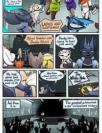 A Tale of Tails: Chapter 5 - A World of Hurt - part 2