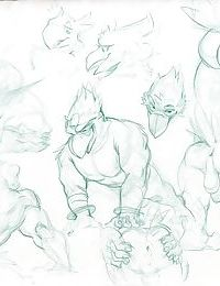 Hi-Res and exclusive artworks - part 6