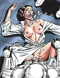 Star wars porn cartoons - part 3929