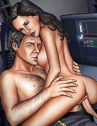 Star wars porn cartoons - part 3916