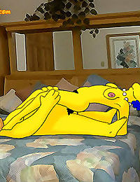 The simpsons decide to share some photos from their secret family album - part 2821