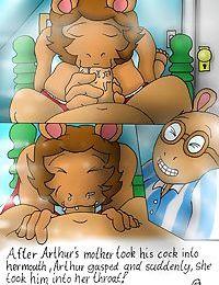 Arthur & DW - part 3