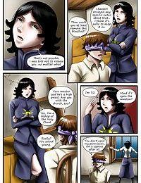 Priesthunter 1 - The Captive