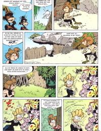 Rooie Oortjes Cartoon Album 33 - part 3