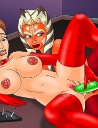 Hot bdsm cartoon characteres everywhere - part 44