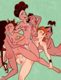 Disney futanari princesses