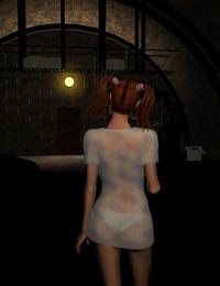 Nightmare freddie 3d porn comix - part 803