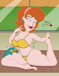 Toxic Toons Milfcercize pack