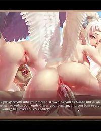 Crystal Maidens - Special Album Screen Capture
