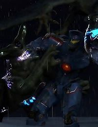 Character Pacific Rim - part 2