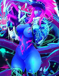 Artist - Mirai Hikari